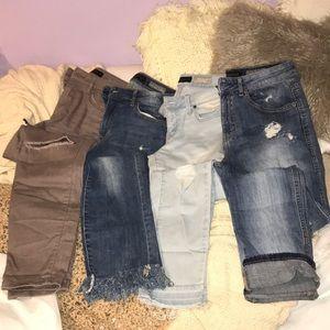 Aeropostale Jean bundle! 🌼 10$ each
